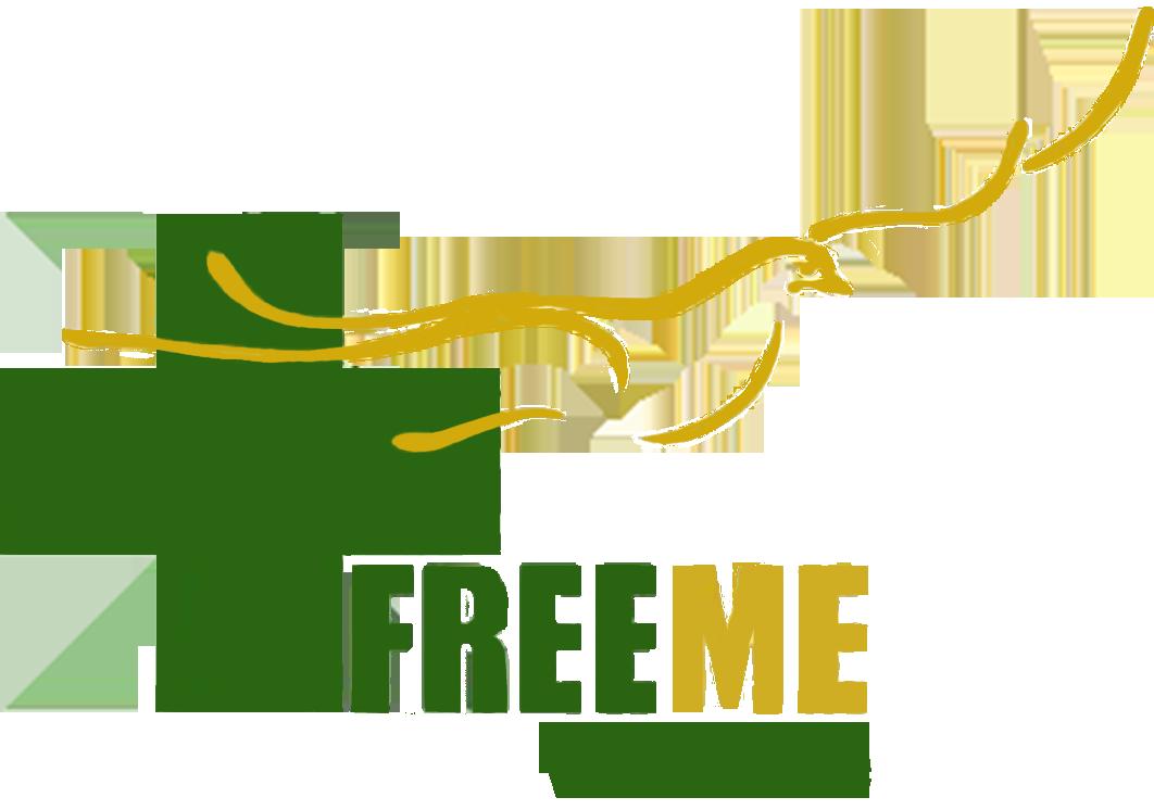 Freeme wildlife logo new transparent background