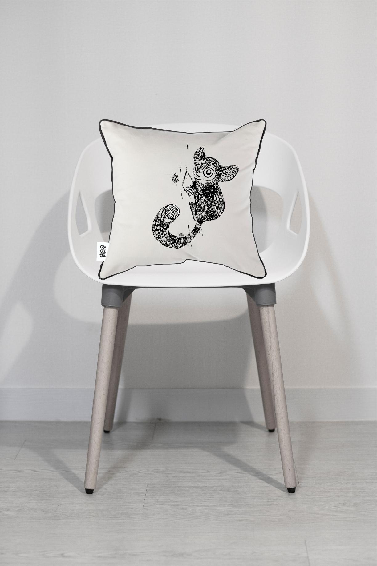 Yana Bushbaby Cushion